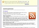 Пример внешнего вида RSS-документа в браузере Firefox